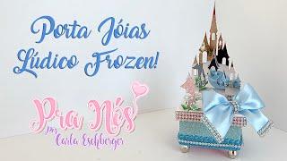 Lembrança de luxo Frozen