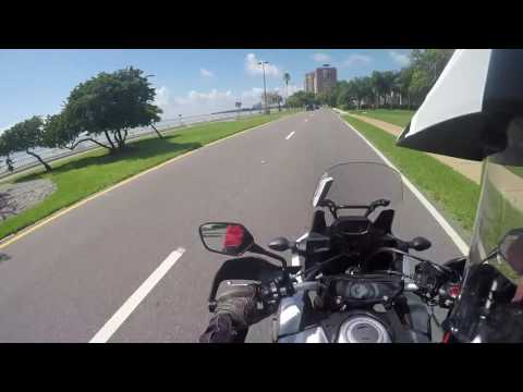 Toilets, Dogs, the Africa Twin, and Brick Streets