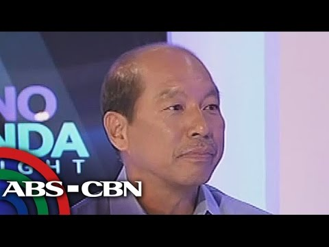 Sec. Butch Abad clarifies UP incident