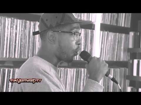 Oddisee freestyle - Westwood Crib Session