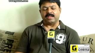 James Vasanthan talks about Puthagam
