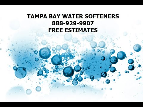 Tampa well water treatment removes that rotten egg smell - YouTube
