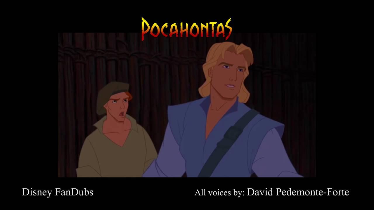 Disney FanDubs: Pocahontas