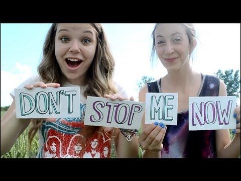 QUEEN - DON'T STOP ME NOW Music Video [LYRICS]