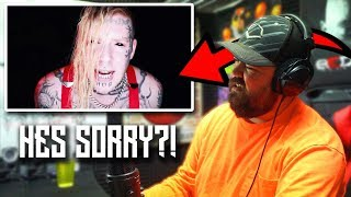 "RAPPER REACTS to Tom MacDonald ""Im Sorry"""