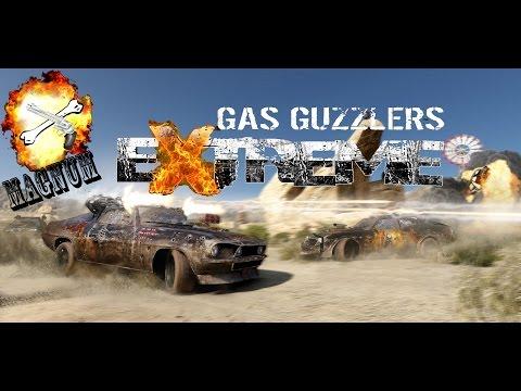 Gas Guzzlers Extreme - Deathrace - Deutsch / Englisch