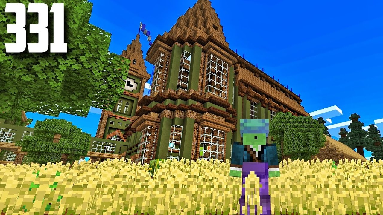 Let S Play Minecraft Ep 331 Finishing The Mansion Dallasmed65 Let S Play Index