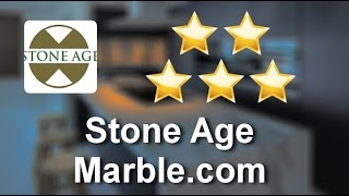 Stone Age Marble.com Victoria Outstanding 5 Star Review by Elizabeth L.