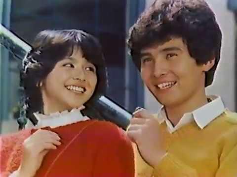 グリコ アーモンドチョコレート バレンタインデーCM 1983年