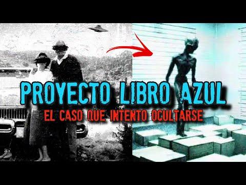 PROYECTO LIBRO AZUL | El caso que intentó ocultarse