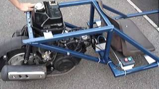Diy Go-kart Reverse Trike