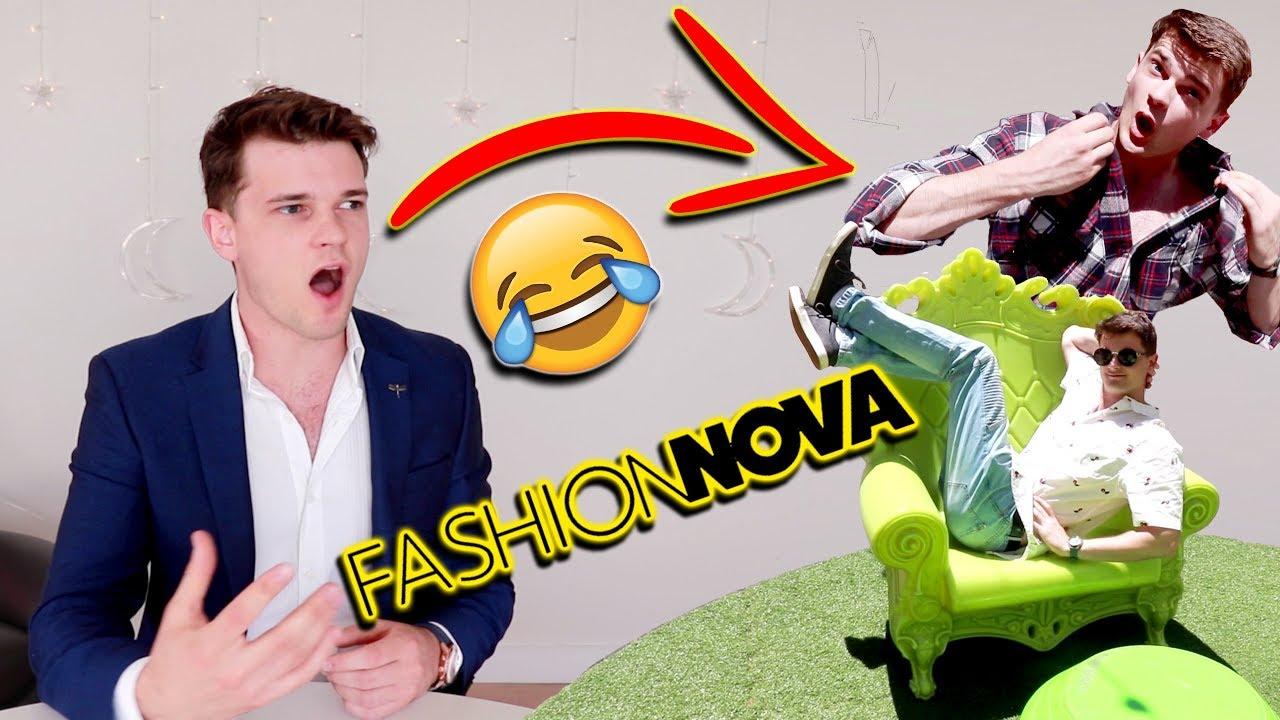376ade85b6e WEARING FASHION NOVA FOR A WEEK - I TRIED TO BE A NOVA-BAE!! - YouTube