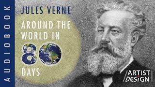 JULES VERNE | AROUND THE WORLD IN EIGHTY DAYS | FULL AUDIOBOOK