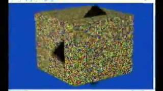 1000 x 1000 x 1000 Rubik's Cube Solve