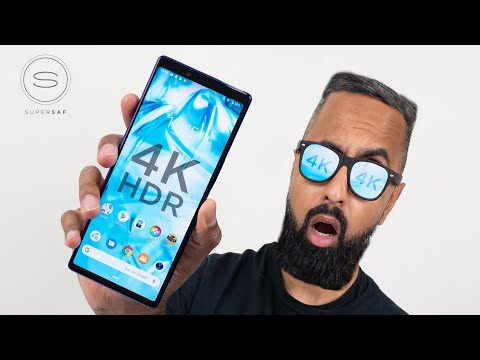 Sony Xperia 1 UNBOXING