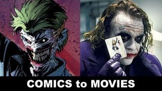 Heath Ledger is The Joker! From