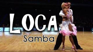 SAMBA | Dj Ice - Loca (51 BPM)