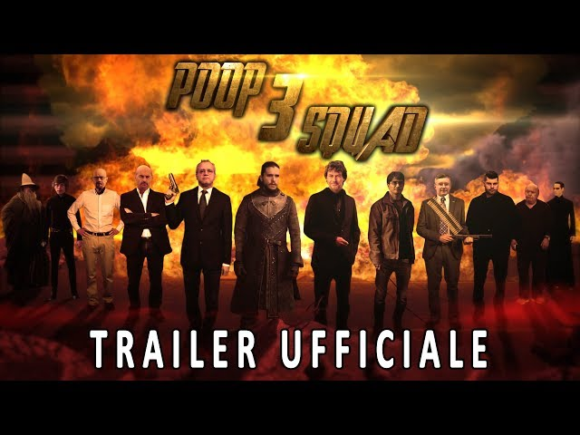 POOP SQUAD 3 - TRAILER UFFICIALE