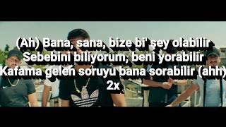 MERO - OLABILIR (Official HQ Lyrics) (Text) (Original mit Musikvideo) Resimi