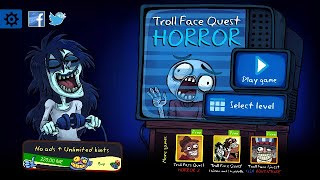 Is this game Horror or comedy? || Troll quest horror game||