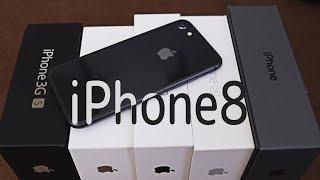 iPhone8 開封レビュー! Pixel3はどうなった?! Android→iPhoneに戻した理由