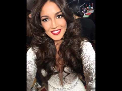 Claudia Barrionuevo - Miss Universe Argentina 2015 - New photos near preliminary