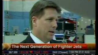 Inside Look - The Next Generation of Fighter Jets - Bloomberg
