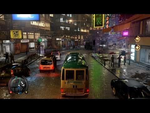 Sleeping Dogs (PC) HD TEXTURES Gameplay thumbnail