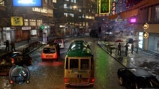 Sleeping Dogs (PC) HD TEXTURES Gameplay