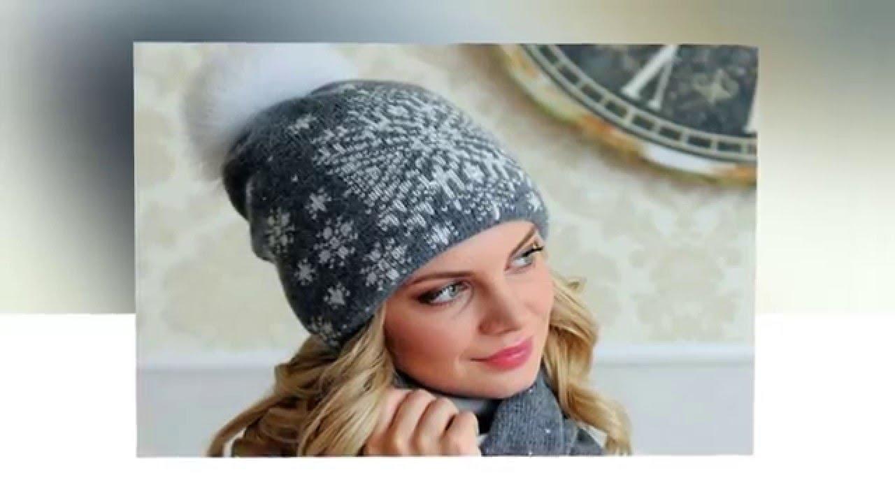 Как связать шапку. Вязаные шапки - это красиво и не сложно ...