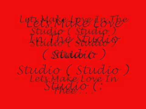 T-Pain Studio Luv With Lyrics