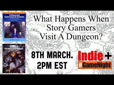 What Happens When You Take Story Gamers And Put Them In An OSR Dungeon?