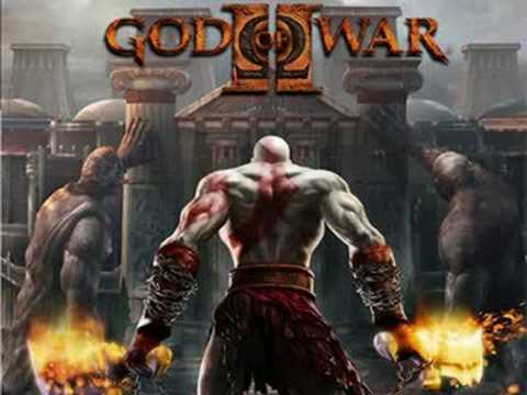 God of War 2 soundtrack - The end begins