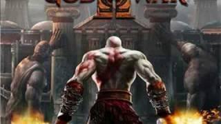 God of War 2 soundtrack - The end begins