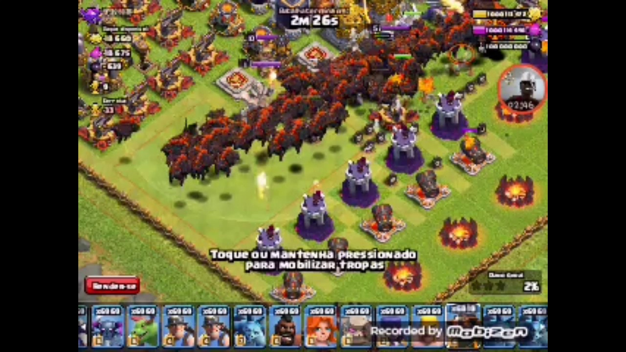 clash of clans hacked apk free download no root