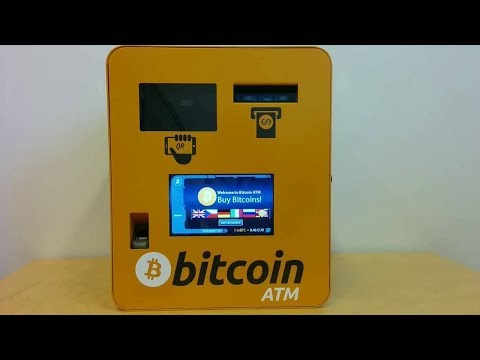 Starting My Bitcoin ATM Business Part 4.. Unboxing ATM