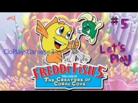 Freddi Fish 5: The Case of the Creature of Coral Cove P (5) |