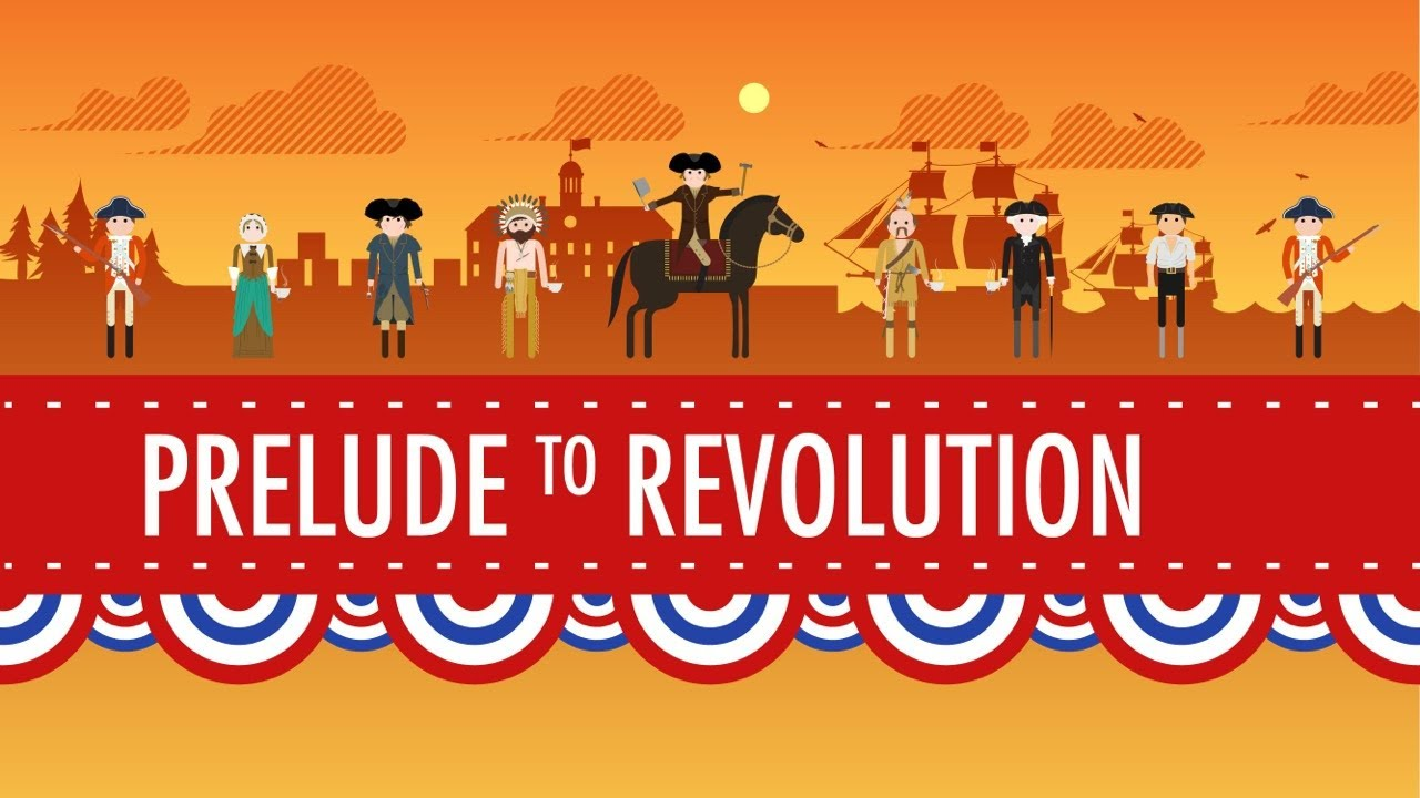 Taxes \u0026 Smuggling - Prelude to Revolution: Crash Course US History #6 -  YouTube [ 720 x 1280 Pixel ]