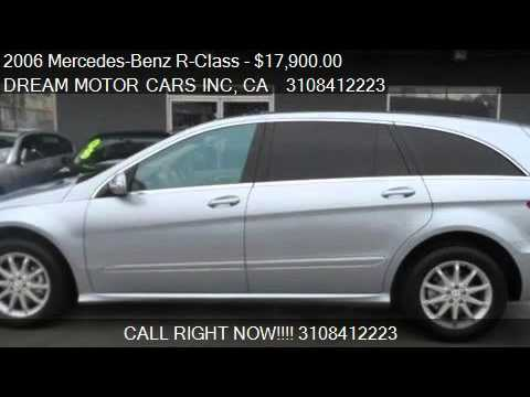 2006 mercedes benz r class r500 awd wagon for sale in for 2006 mercedes benz r class for sale