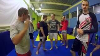 Волгоград MMA ( Бои Белых Воротничков) 1 сезон 1 неделя