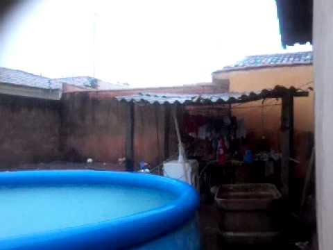 Picina de 10 mil litros redonda youtube for Piscina infantil 2 mil litros