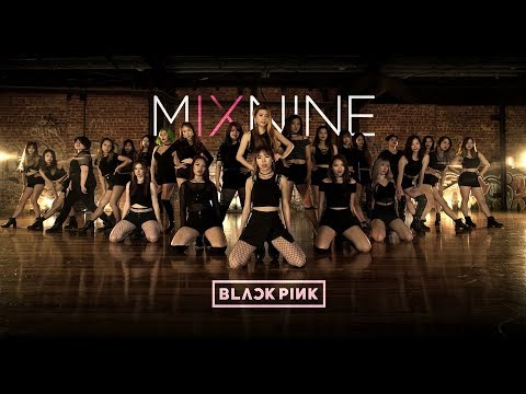 BLACKPINK 'BOOMBAYAH' MIXNINE Ver. Dance Cover