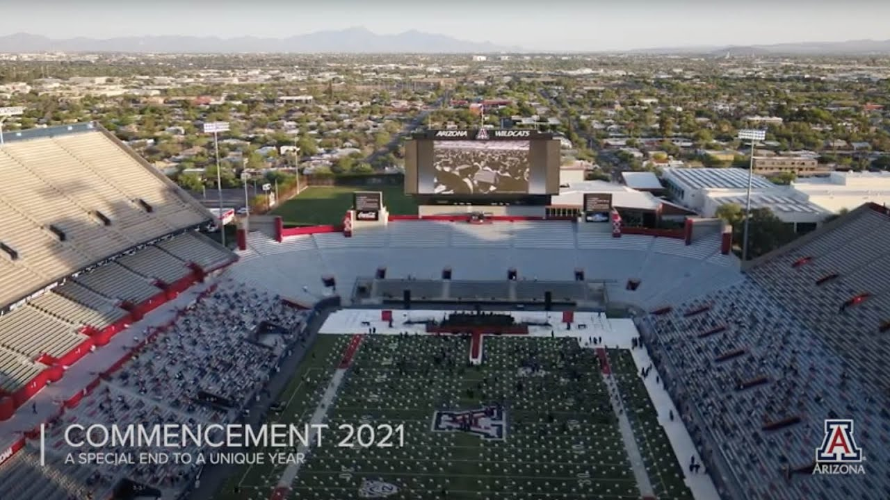 Commencement 2021 | A Special End to a Unique Year