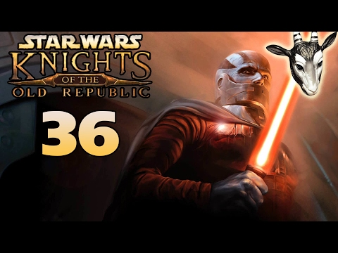 """#36 ● Mandalorianer und ein Droide ● LET'S PLAY """"Star Wars: Knights of the Old Republic"""""""