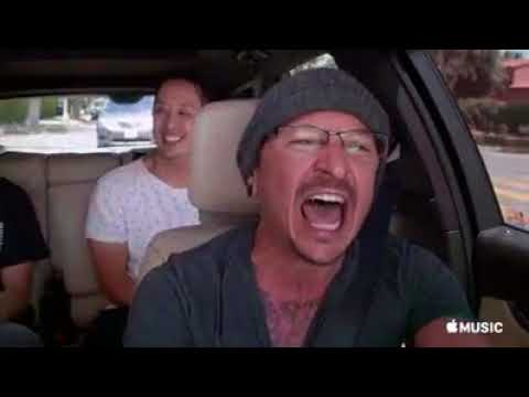 Numb - Linkin Park feat. Ken Jeong [Carpool Karaoke]