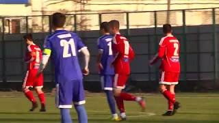 Горняк-Спорт - Кремень - 1:0. Видео гола