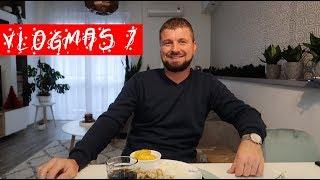 Gábor újra itt! - VLOGMAS #7 | Viszkok Fruzsi