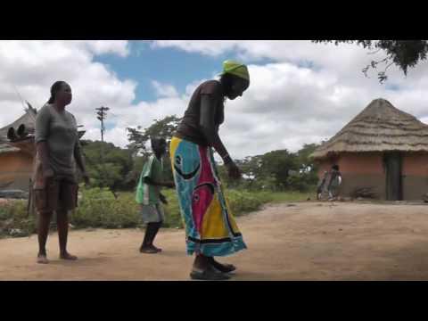 Local Zimbabwe village