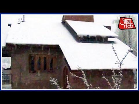 Thunderstorm And Rains Lash Jammu-Kashmir As Weather Makes U-turn In Valley