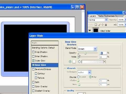 Creating A Simple Video Player Interface